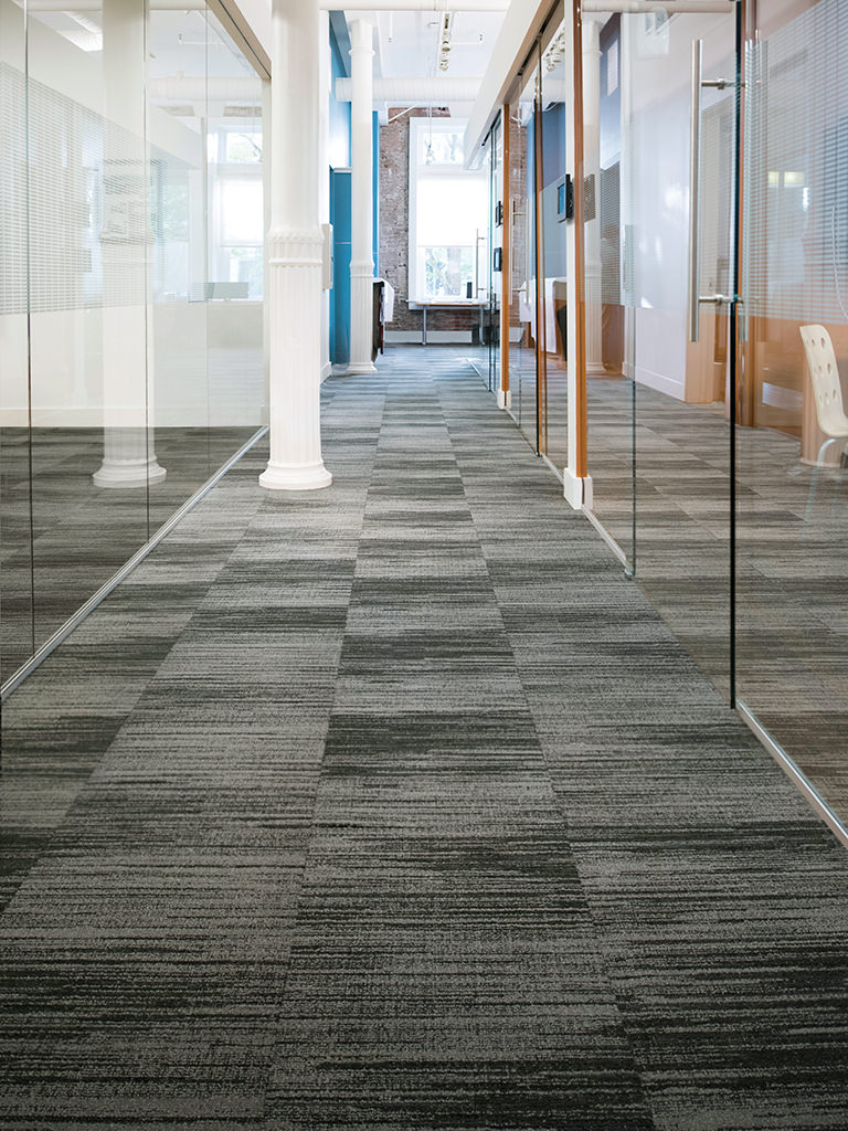 Cross Grain Modular Carpet Mannington Commercial
